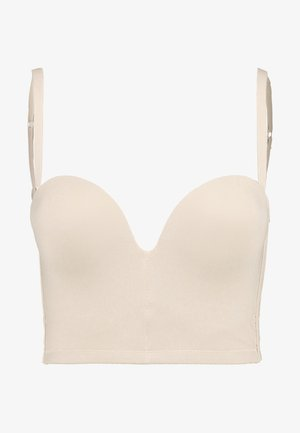 ULTIMATE BACKLESS - T-shirt bra - skin