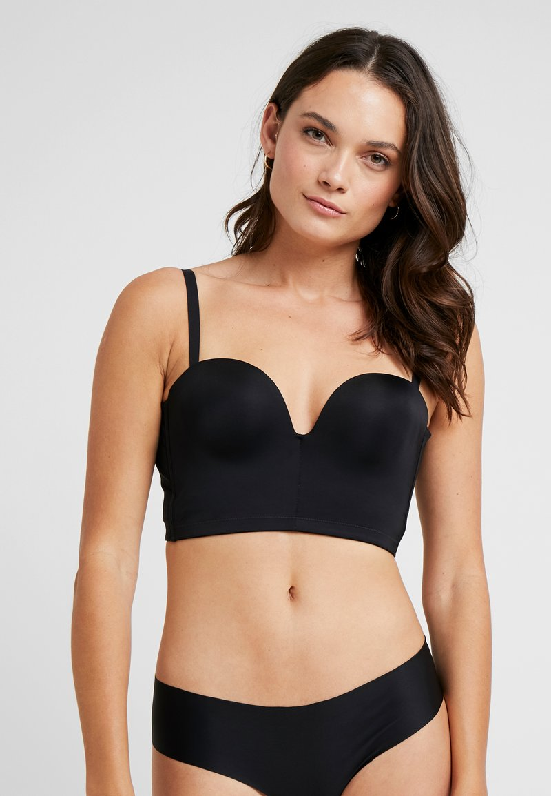 Wonderbra - ULTIMATE BACKLESS - Podprsenka pod tričko - schwarz