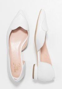 Yes I Do - BIG HEART - Ballerines - white - 3