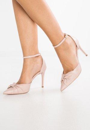 MIA - Zapatos altos - nude