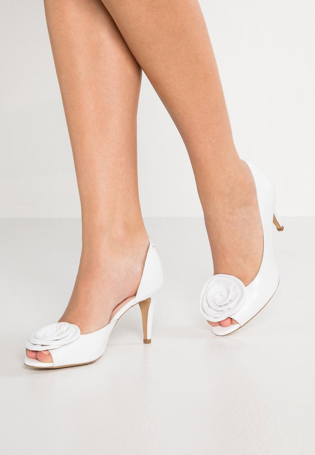 ADRIENNE - Bridal shoes - white