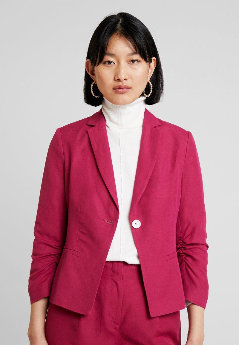 More & More - Blazer - sweet raspberry