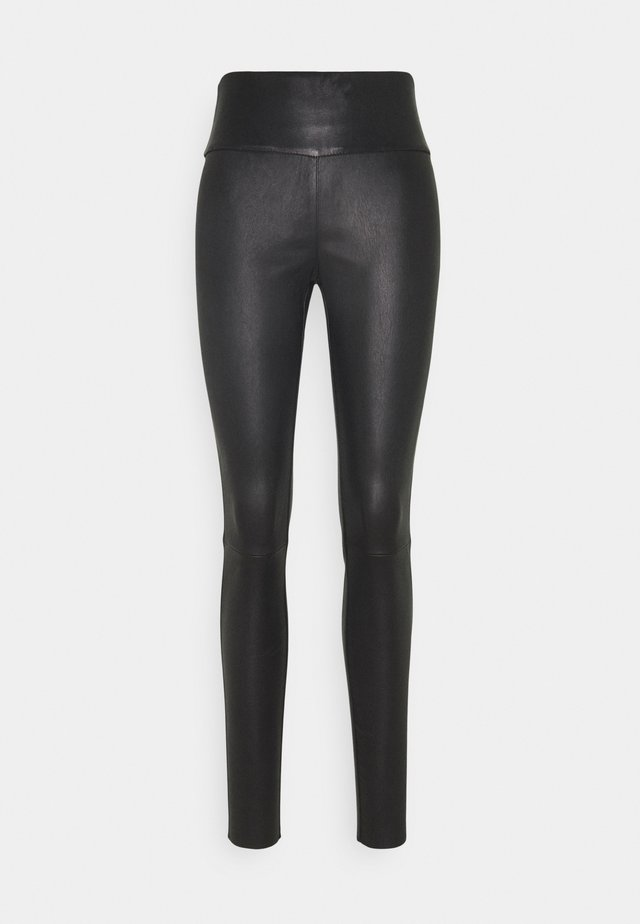 MOLLY PLAIN - Broek - black