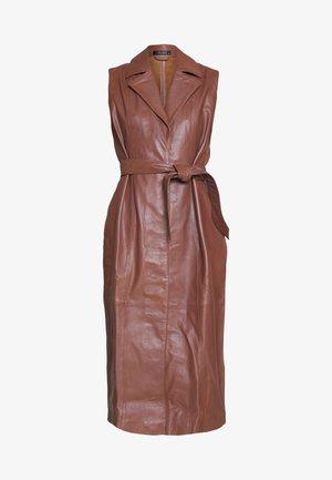 JADEY - Robe d'été - brown
