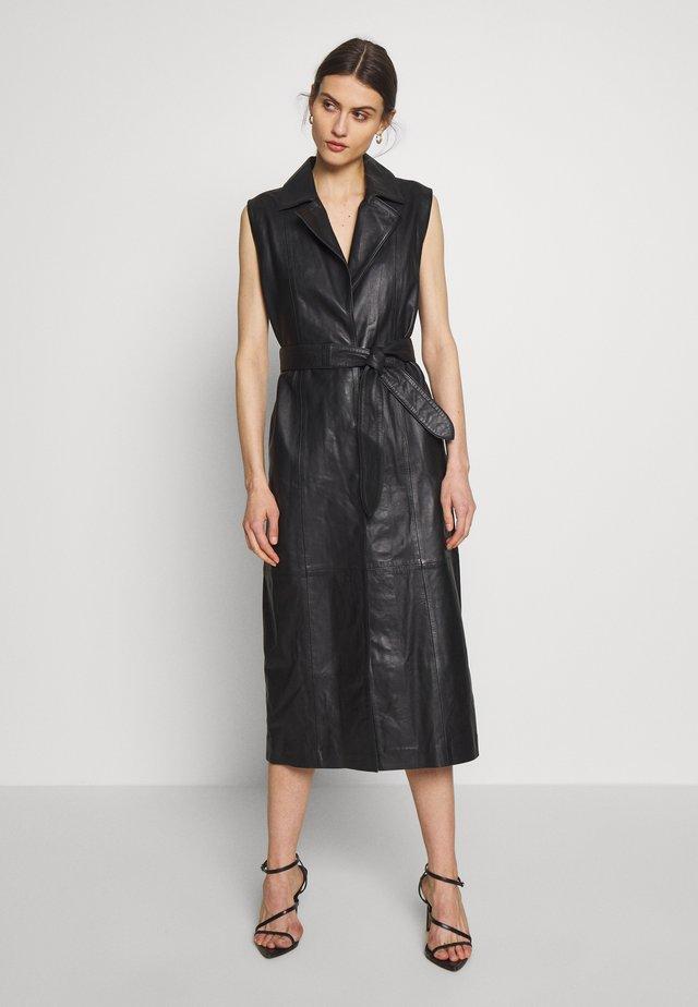 JADEY - Korte jurk - black