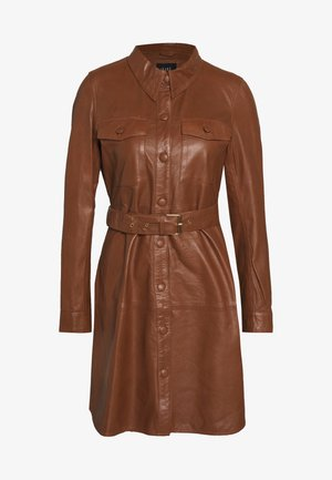 ZOLA - Shirt dress - camel