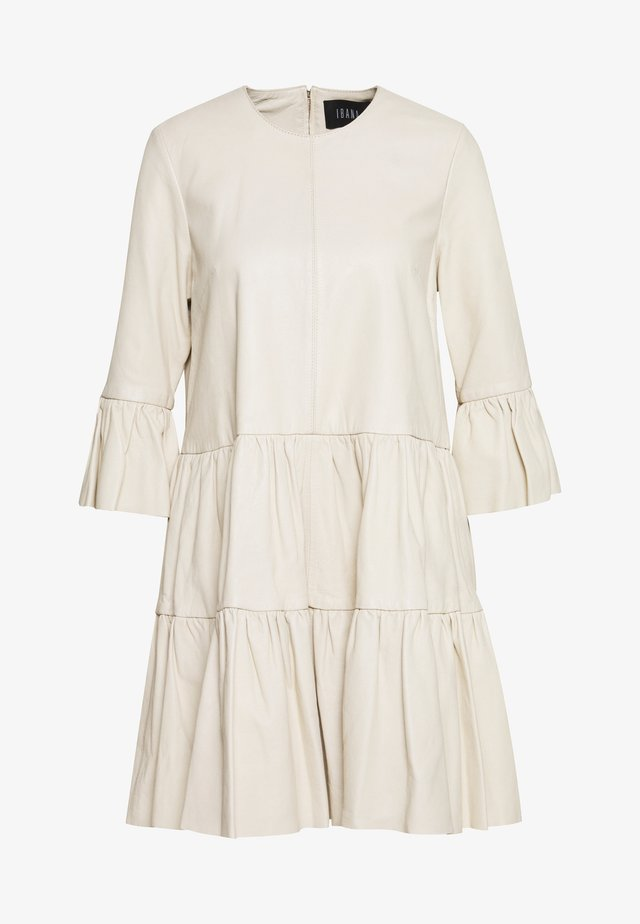CADENCE - Korte jurk - cream