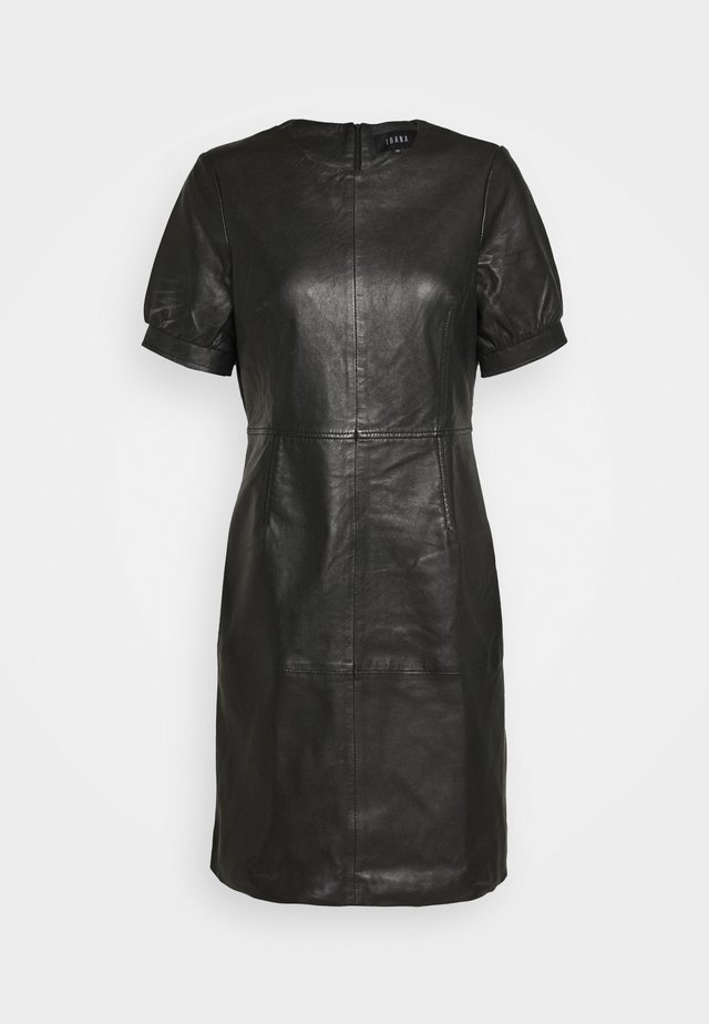 ODILA - Robe fourreau - black