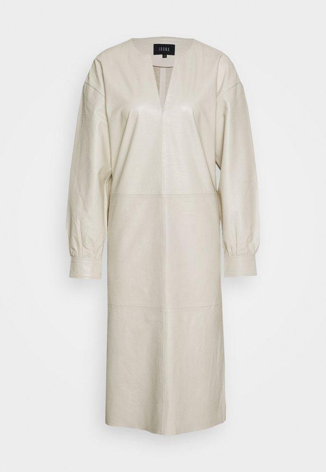 DORRIS TUNIC DRESS - Vestito estivo - cream