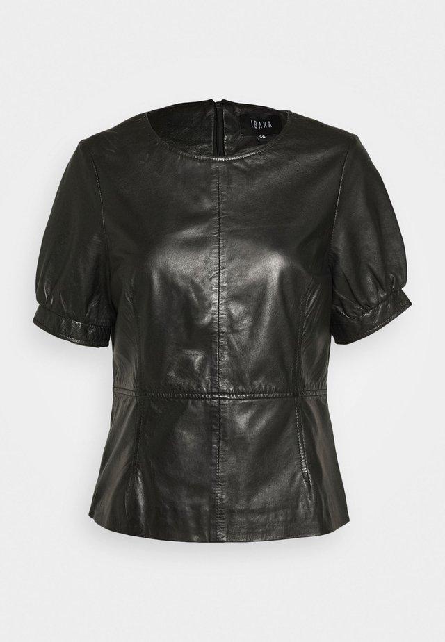 ODETTE - Blouse - black
