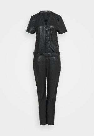 TAMAR - Tuta jumpsuit - black