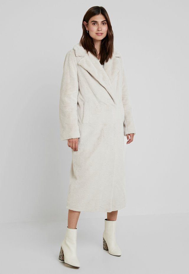 CLAIRE - Winter coat - beige