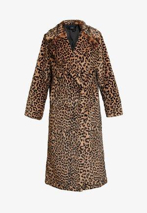 CLAIRE - Winter coat - brown/beige