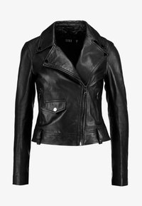 Ibana - LEVINE - Leather jacket - black - 3