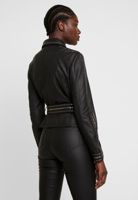 Ibana - STEPHANIE - Leather jacket - black - 2