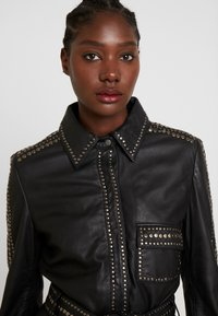 Ibana - STEPHANIE - Leather jacket - black - 3