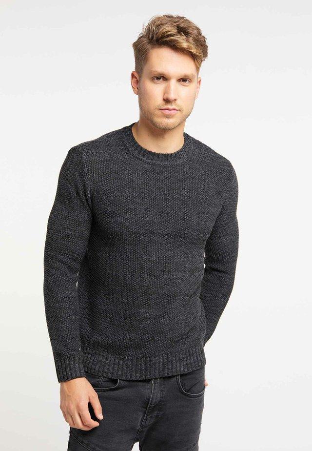 Pullover - dark gray blue