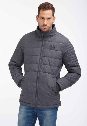 Giacca invernale - blue-grey