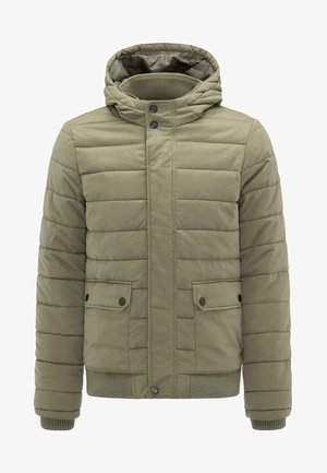ANORAK - Winter jacket - olive