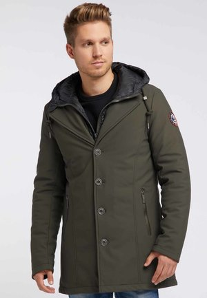Cappotto corto - military olive