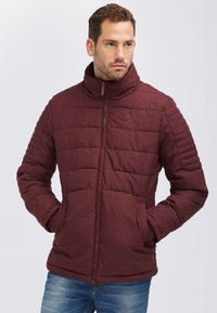 Mo - Winterjacke - bordeaux - 0