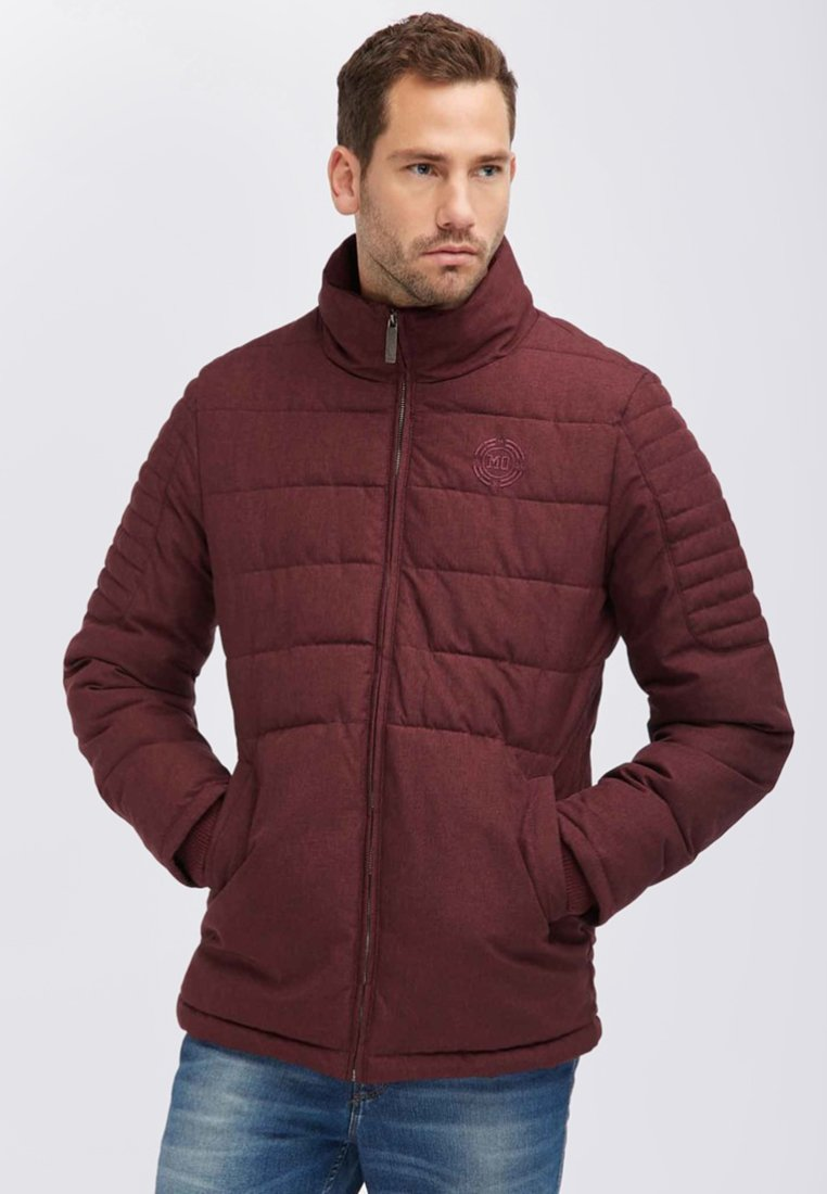 Mo - Winterjacke - bordeaux