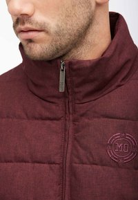 Mo - Winterjacke - bordeaux - 3
