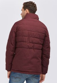 Mo - Winterjacke - bordeaux - 2