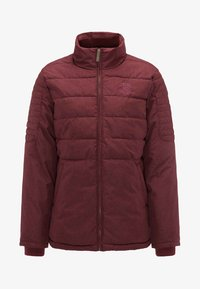 Mo - Winterjacke - bordeaux - 4
