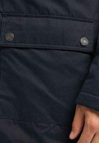 Mo - Winter coat - marine - 3