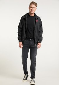 Mo - WINDBREAKER - Summer jacket - black