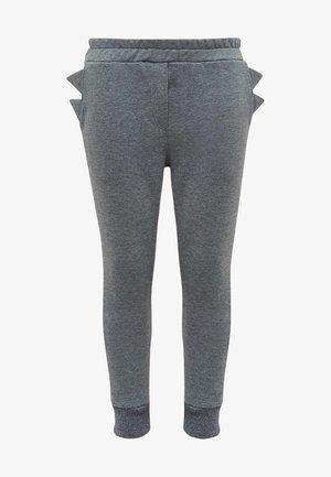 Teplákové kalhoty - dunkelgrau