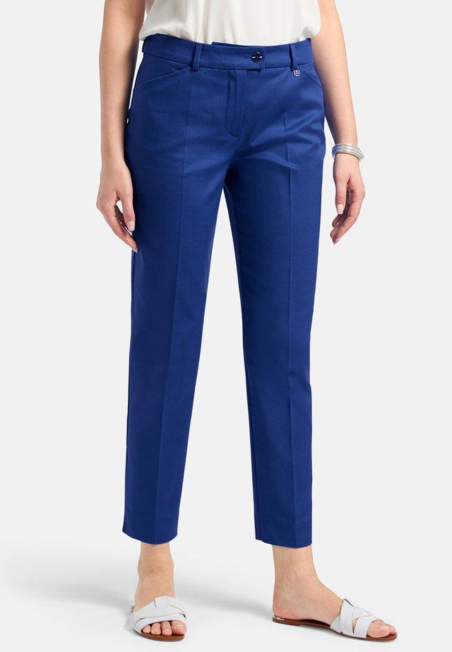 Trousers - blau