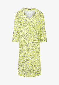 Basler - MIT V-AUSSCHNITT UND ALLOVER-MUSTER - Day dress - light green - 5