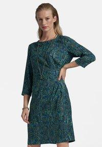 Basler - Cocktail dress / Party dress - dark green - 0