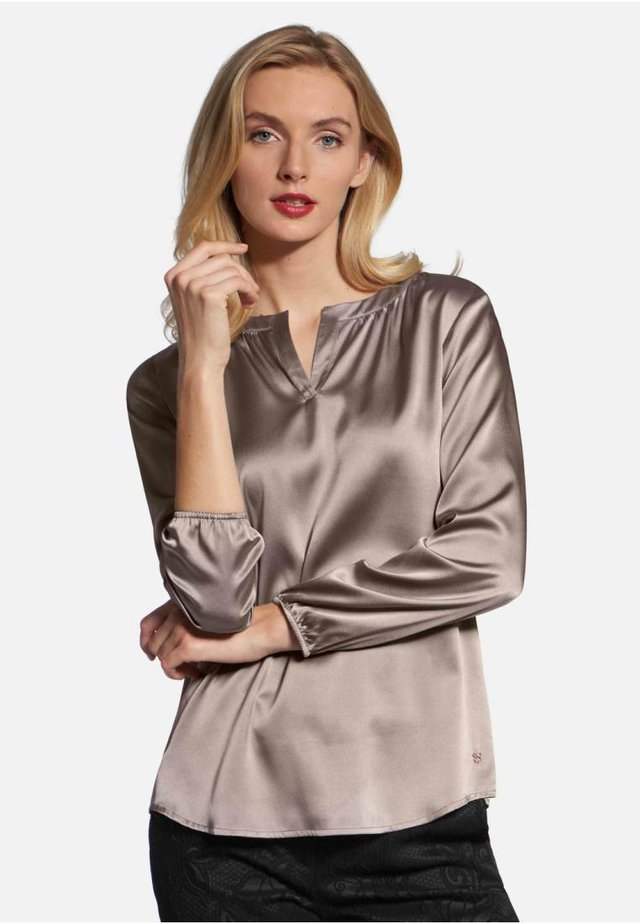 Bluser - taupe