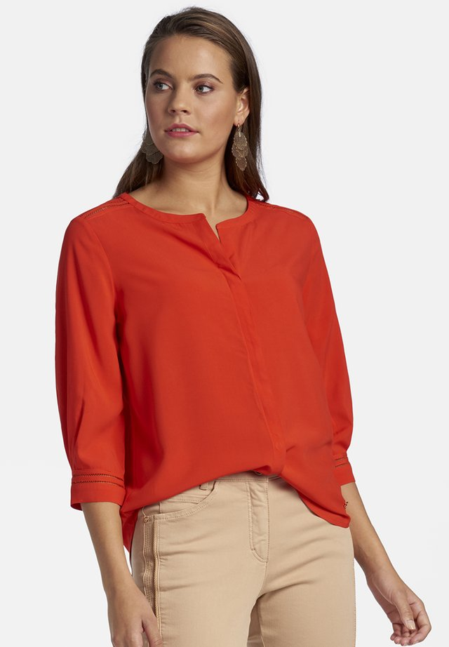 MIT LOCHMUSTER - Blouse - red