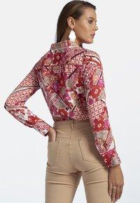 Basler - Button-down blouse - multi-coloured - 2