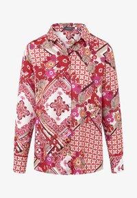 Basler - Button-down blouse - multi-coloured - 5