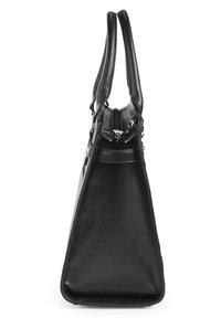 Basler - MIT STRUKTURMUSTER - Handbag - black - 4