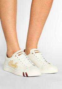 Bally - WIERA - Zapatillas - white - 0