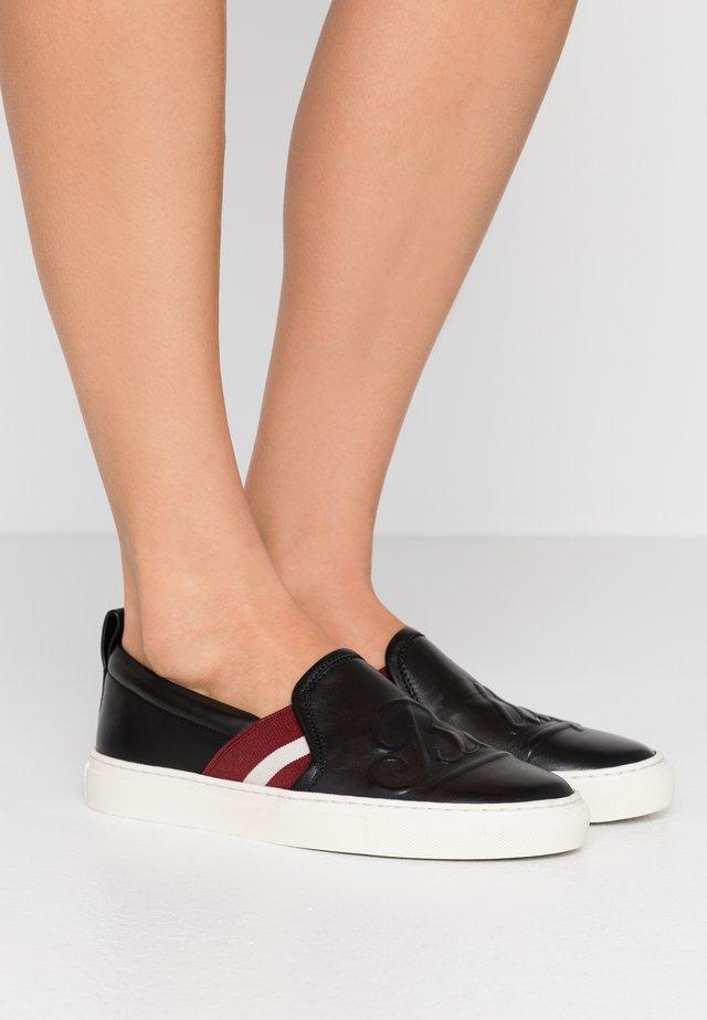 HENRIKA NEW  - Loafers - black