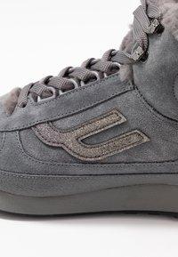 Bally - GALENIA - Sneakersy wysokie - cloud - 2