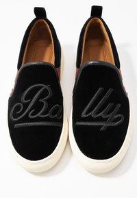 Bally - HENRIKA - Slip-ins - black - 7