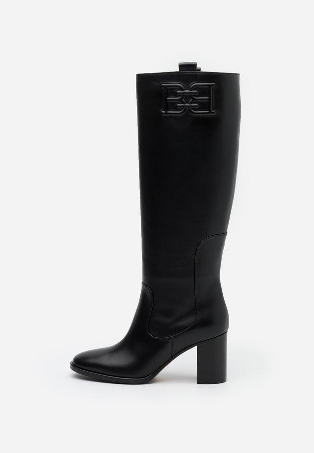 DONNY - Klassiska stövlar - black