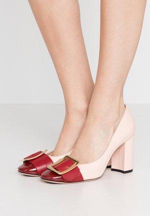JACKIE - High heels - lychee