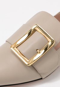 Bally - JANELLE - Mules - caillou - 2