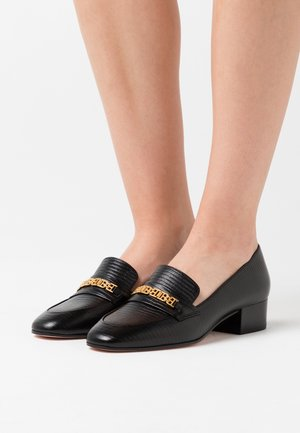 DAHLIA  - Nazouvací boty - black