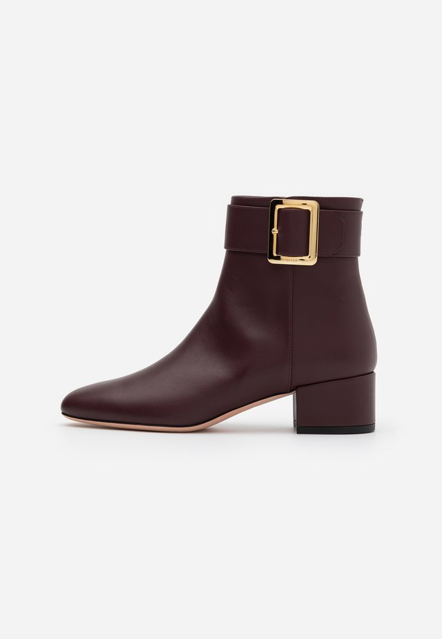 JAY - Classic ankle boots - shiraz