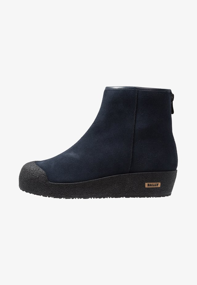 GUARD - Stiefelette - dark navy